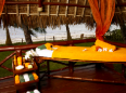 Sarova Whitesands Beach Resort & Spa Mombasa - Outdoor Therapy Banda