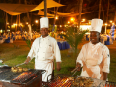 Sarova Whitesands Beach Resort & Spa Mombasa - Lawn Barbeque Area