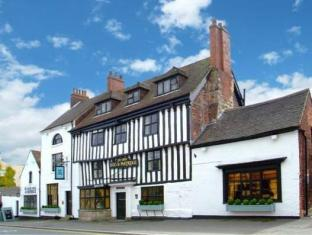 Dog and Partridge Hotel by Good Night Inns Tutbury - Exterior