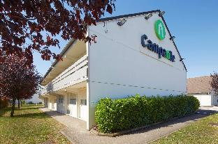 Booking Now ! Campanile Dijon Sud Marsannay