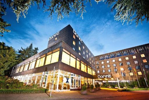 Dorint Hotels & Resorts Hotel in ➦ Monchengladbach ➦ accepts PayPal