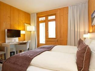 National Swiss Quality Hotel Davos - Guest Room