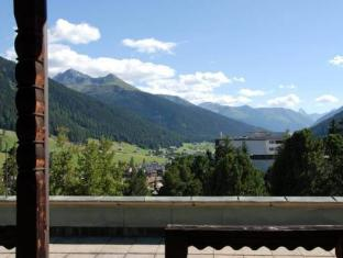 National Swiss Quality Hotel Davos - View