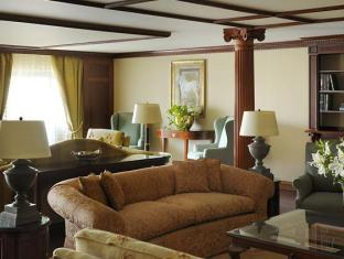 Cairo Marriott Hotel & Omar Khayyam Casino Cairo - Suite Living Room