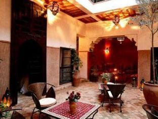 Riad Carina Marrakech - Hotellet indefra