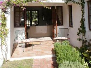 WedgeView Country House & Spa Stellenbosch - Balcon/Terrasse