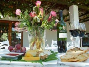 WedgeView Country House & Spa Stellenbosch - Restoran