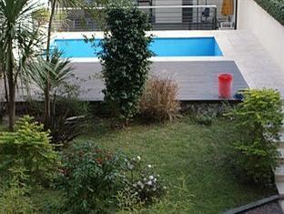 Callao Plaza Suites Apartments Buenos Aires - Trädgård
