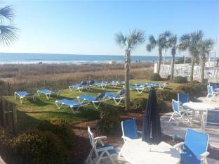 3 Palms Oceanfront Resort Myrtle Beach (SC) - Restaurant