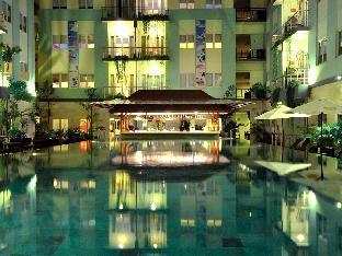 ハリス ホテル&レジデンス リバービュー クタ3
