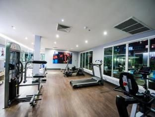 Hotel Selection Pattaya Pattaya - Fitness Room