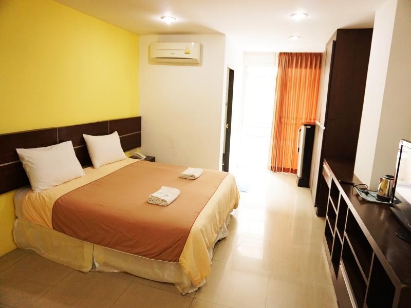 ダイアモンド バンコク アパートメント ホテル(Diamond Bangkok Apartment)