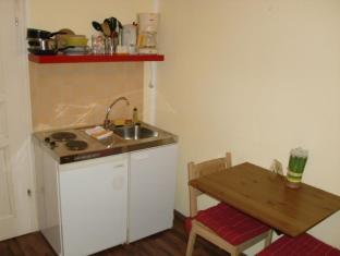 Pension Freiraum Berlin - kitchenette