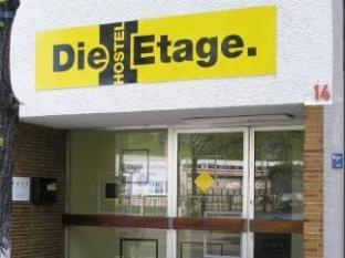 Hostel Die Etage Berlin - Hotellet från utsidan