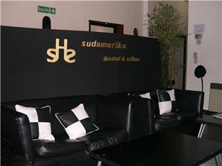 Sudamerika Hostel & Suites Buenos Aires - First Floor Lounge
