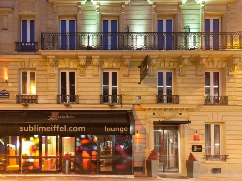 Hotel Sublim Eiffel Paris