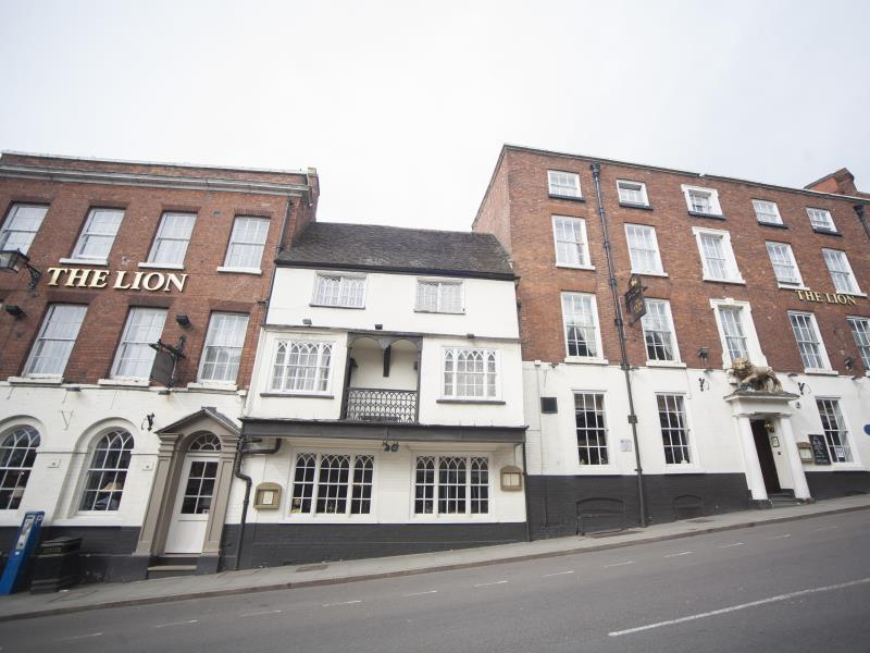 Lion Hotel Shrewsbury by Compass Hospitality