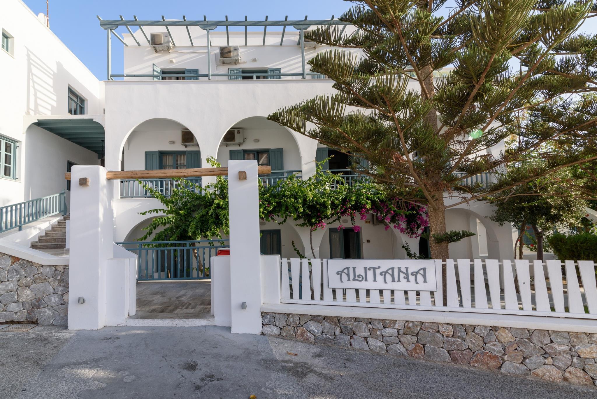 Iris Boutique Hotel – Santorini 1