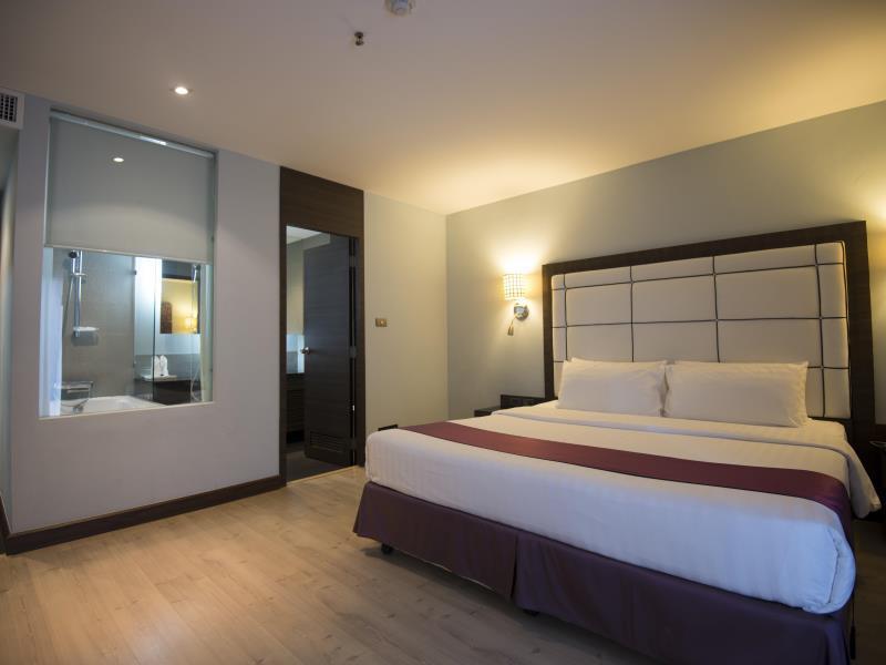 โรงแรมสุขุมวิท สวีท