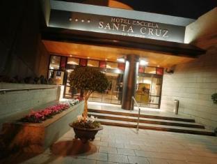 Coupons Hotel Escuela Santa Cruz