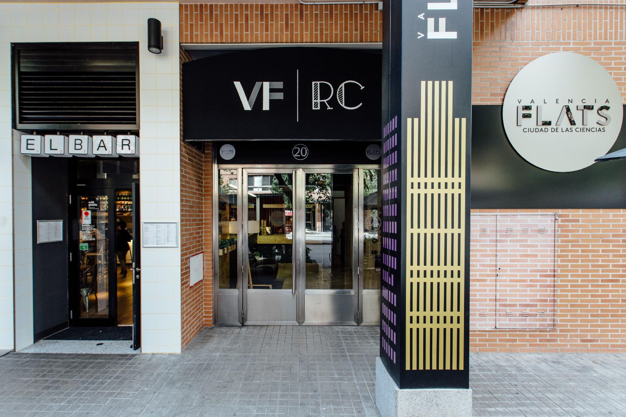 Valenciaflats Ciudad De Las Ciencias – Valencia 5