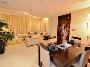 Grand Midwest Tower Hotel Apartments Dubai - 1 bedroom
