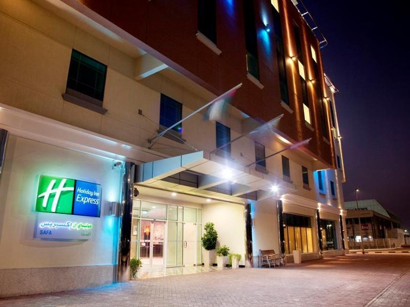 Holiday Inn Hotel in Dubai Holiday Inn Express Dubai Safa