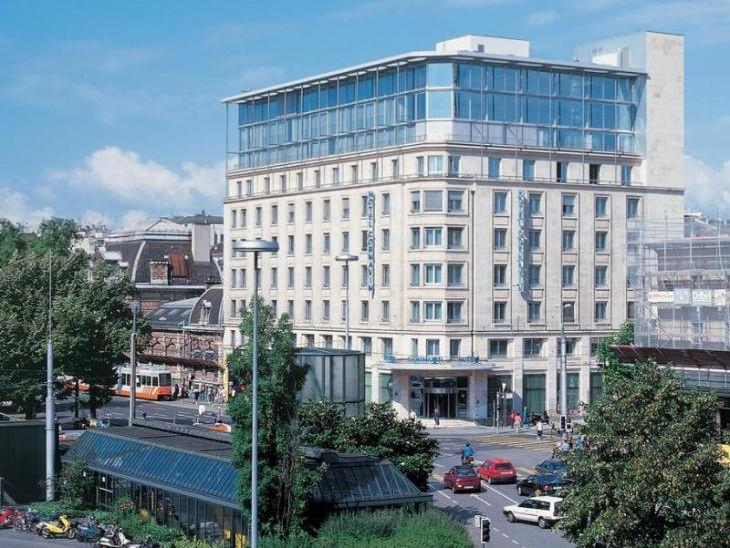 Hotel Cornavin photo 1