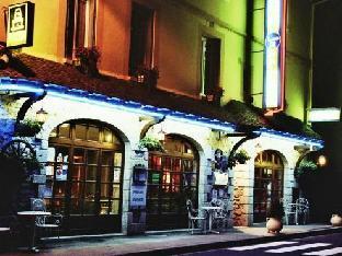Hotel Restaurant des Deux Valles Антрг-Сюр-Трюйер
