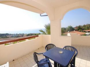 Hotel Scoglio Del Leone Zambrone - Balcony/Terrace