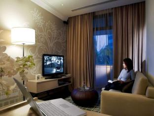 Fraser Suites River Valley Singapore - Hotellihuone