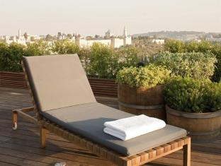 Mamilla Hotel - The Leading Hotels of the World Jerusalem - Balcony/Terrace