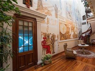 Mansion Dandi Royal Tango Hotel Buenos Aires - Lobby