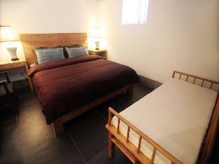Garden King Bed Room