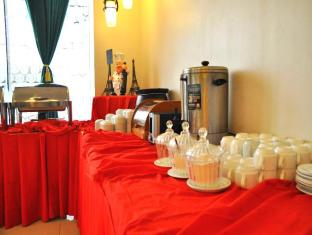 Philippines Hotel Accommodation Cheap | Eurotel North Edsa Hotel Manila - Breakfast Area