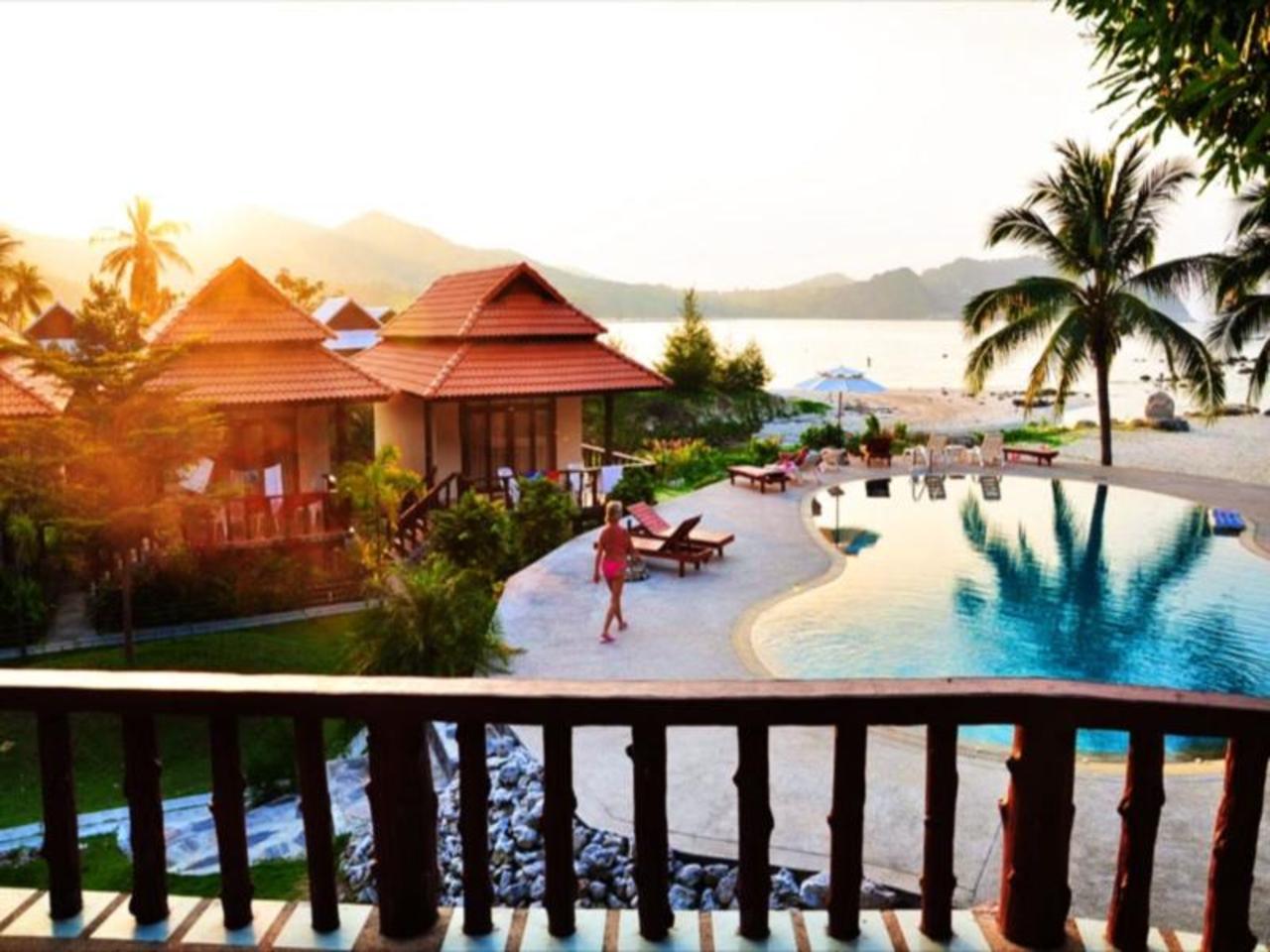 บุรีธารา รีสอร์ท แอนด์ สปา (Buritara Resort and Spa)