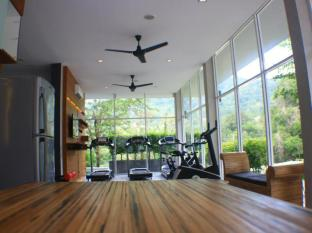 The Trees Club Resort Phuket - Dvorana za fitness