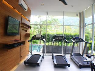 The Trees Club Resort Phuket - Bilik Fitness