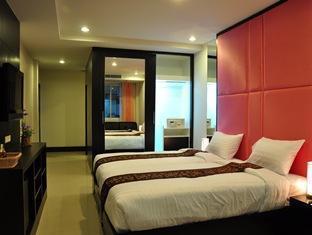 ル プラチナム シーロム ホテル Le Platinum Hotel