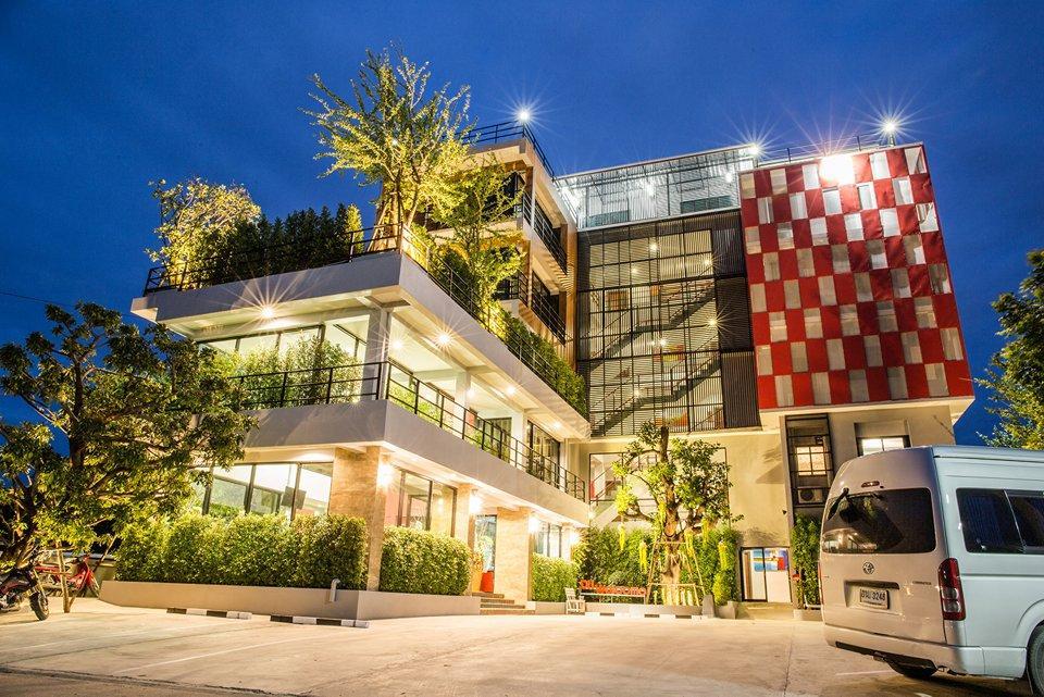 โรงแรมดี 11 (ดีสิบเอ็ด)
