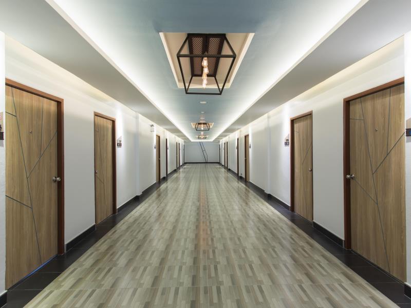 โรงแรมซิตี้ กระบี่