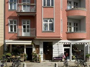 Pfefferbett Apartments Berlim - Exterior do Hotel