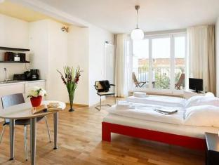 Pfefferbett Apartments Prenzlauer Berg Berlino - Suite