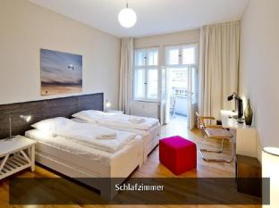 Pfefferbett Apartments Prenzlauer Berg Berlin - Gjesterom