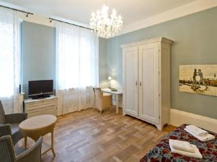 Pfefferbett Apartments Prenzlauer Berg Berlin - Chambre