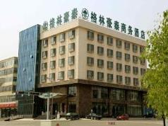 Green Tree Inn Zhejiang Ningbo Zhongxing Jiangnan Road Business Hotel, Ningbo