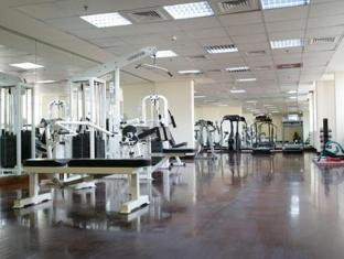 Belvedere Court Hotel Apartments Dubai - Fitness Room