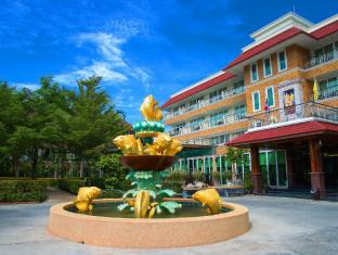 R Mar Resort and Spa Phuket - Hotellet udefra
