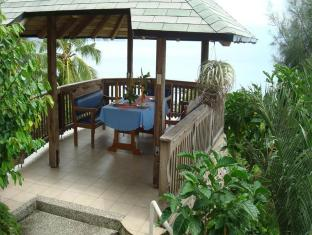 Hof Gorei Beach Resort Davao City - Balcon/Terrasse