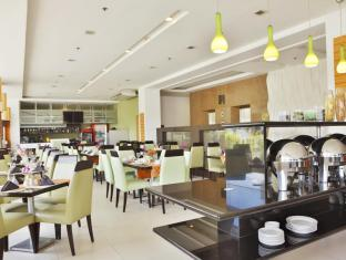 Alpa City Suites Hotel Mandaue City - Restaurant